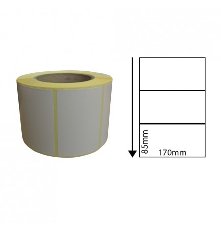 170 x 85mm Thermal Transfer Labels
