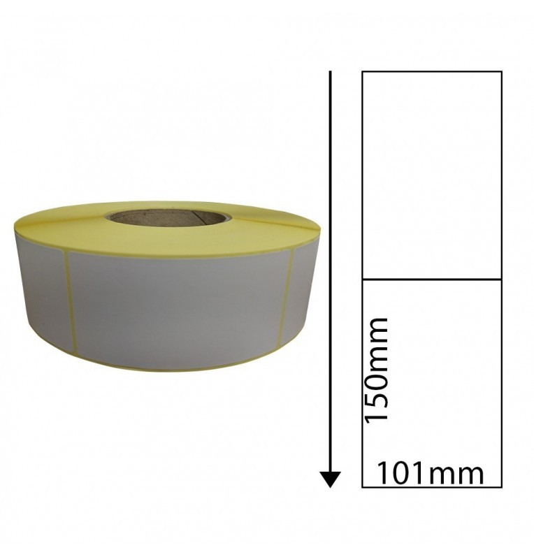 101mm x 150mm Direct Thermal Labels