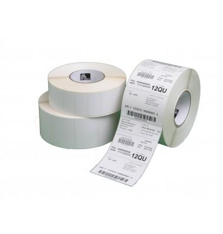 Zebra Media Z-Select 2000D DT Label / 100mm x 50mm / Perm Adhesive / 1300 p/r [Box of 4 Rolls]