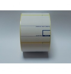 CAS Thermal Scale Labels - 58mm x 60mm - 40 rolls / 20,000 labels