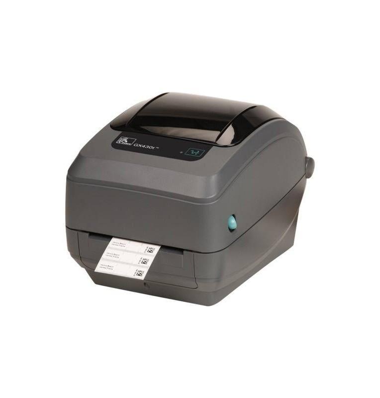 Zebra GX430t - 300 dpi Thermal Transfer Desktop Label Printer