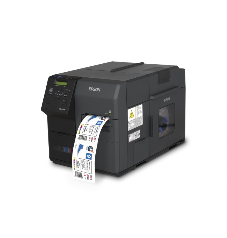 C31CD84012 Epson C7500 Colour Industrial Label Printer - FREE 1 Year  On-Site Warranty