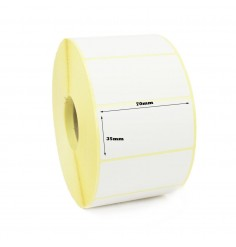 Pharmacy Dispensing Labels - 70mm x 35mm DT Eco - Box of 24 Rolls