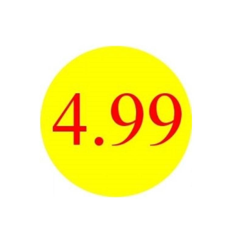 4,99 €